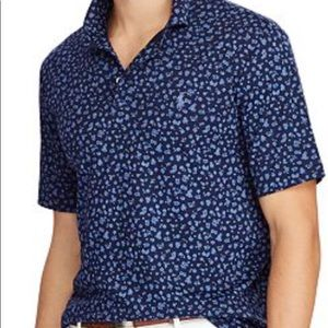 Polo Ralph Lauren Classic Fit Soft Touch Navy Polo